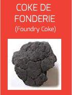 Coke de Fonderie